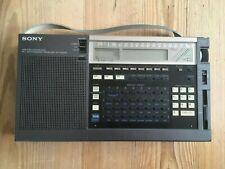 weltempfänger sony ICF-2001D