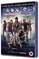 Rock of Ages 5051892116022 With Tom Cruise DVD Region 2