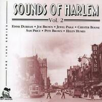 Various Artists : Sounds of Harlem Vol. 2 CD (2005) ***NEW*** Quality guaranteed