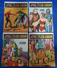 Heroes Del Comic Flash Gordon (1971) #1,2,4,5 Buru Lan Spain Alex Raymond FN/VF