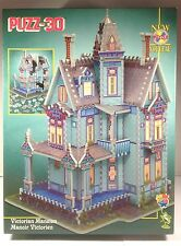 WREBBIT PUZZ 3D VICTORIAN MANSION PUZZLE 700 PIECES NEW IN BOX!