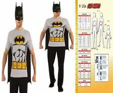Rubie's DC Comics Batman T-Shirt With Cape And Mask Medium, Multi-colored