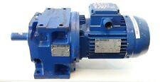 Getriebemotor ROSSI MR3I 50 UC2A Elektrogetriebemotor Gearmotor 22,1U/min 0,37kW