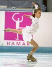 OKSANA BAIUL ICE SKATING Olympics Poster [24 x 36] Inch 1