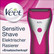 Veet Sensitive Shave Rasierer inkl. Ersatz-Scherkopf Rasur Enthaarung Epilierer