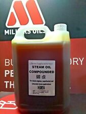 5 liter 680 cSt Compounded Steam Oil Very Special Limited Offer 680 cSt British