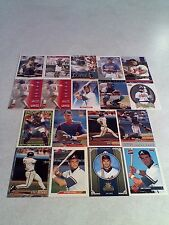 *****Javier (Javy) Lopez*****  Lot of 125 cards.....80 DIFFERENT