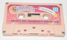 Moondreamers Schnupper erzählt eine traumhafte Geschichte Kassette MC Vintage a