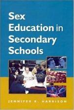 Sex Education In Secondary Schools