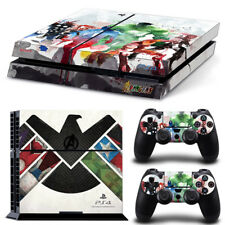AVENGERS Playstation 4 PS4 Skin Decal Wrap Sticker CONSOLE + CONTROLLERS
