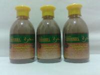 3 X ALHOURRA Schampoo Avec Ghassoul Argile - 250 ML - Shampooing Avec Argile