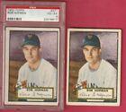 1952 Topps Baseball Cards 70