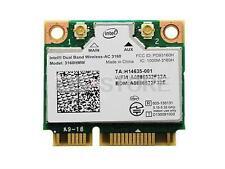 Intel Dual Band Wireless-AC 3160HMW Wifi Card Wlan + BT Bluetooth PCI-Express Mo