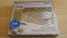 GIUSEPPE VERDI - OTELLO - WILHELM FURTWANGLER - 2 CD SIGILLATO (SEALED)