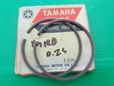 UK Drum 1975 Piston Rings Yamaha RS 125 Each 1.50mm