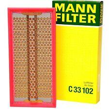 Mercedes-Benz Engine Air Filter MANN C 33 102 Air Filter