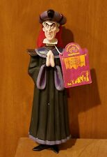 """Applause Disney JUDGE FROLLO 10"""" Figure Hunchback of Notre Dame w tag"""