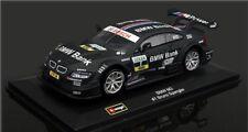 Bburago 1:32 BMW M3 DTM 1# Bruno Spengler Diecast Model Racing Car NEW IN BOX