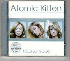(HO371) Atomic Kitten, Feels So Good - 2002 CD