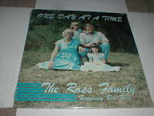 Bill Ross Family ONE DAY AT TIME Private LP SEALED 70's NH Gospel XIAN Christian