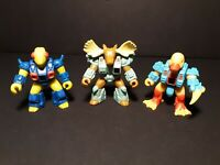 Battle Beasts Lot of 3..1987 Takara Action Figure. Lot #16