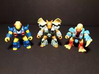 Battle Beasts Lot of 3..1987 Takara Action Figure. Lot #16