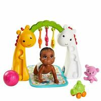 Barbie Skipper Babysitters Inc. Crawling and Playtime Playset with Baby Doll