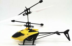 Flying Mini RC Infraed Hand-induction Remote Control Aircraft Helicopter