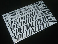 SPECIALIZED Cycling Stickers Decals Graphic Colours Set Bike Frame Fork MTB Road