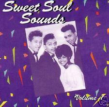 V.A. - SWEET SOUL SOUNDS - 25 Soul Hits! CD!