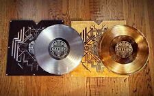 "***THIRD MAN RECORDS ""The great Gatsby"" 2 VINYL GOLD + PLATINUM EXTREM RARE"
