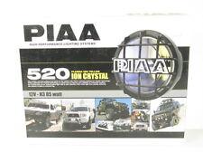 PIAA 520 Series Plasma Ion Yellow Halogen Round Driving Lamp Kit Fog Lights 5293