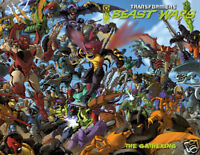 Transformers Beast Wars Gathering #1 Retailer Incentive