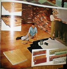 Armstrong Tile Brake Lining Roofing Gaskets Montgomery Ward Catalog ASBESTOS '67