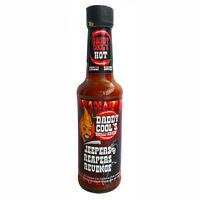 Chilli Sauce - Jeepers Reapers Revenge. Carolina Reaper Sauce Daddy Cool's