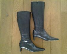 MER DU SUD Stiefel 37,5 Leder schwarz OVP Impressionen