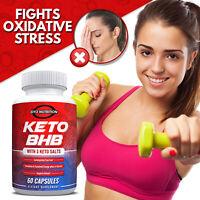 Keto BHB Salts - Supports Ketosis & Weight Loss Pills - Ketogenic Diet Burn Fat