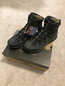 Salomon Quest 4 GTX Hiking Boots Gore-Tex - Phantom Black - Men's 10 - BRAND NEW