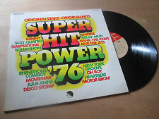 CAN / HELLO / MUD / SUZI QUATRO / SMOKIE - super hit power '76	ELECTROLA Lp