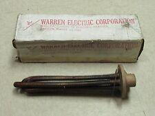 Warren Electric Corp. Heat Element  B-240G B240G NIB