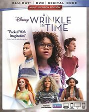 A WRINKLE IN TIME(BLU-RAY+DVD+DIGITAL HD)W/SLIPCOVER NEW