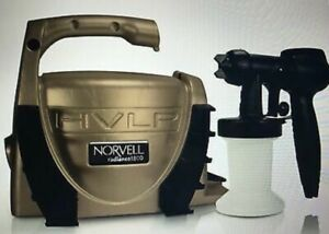 norvell radiance 1800 spray tan machine with two guns and two cups- lightly used