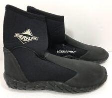 Scubapro Everflex Wetsuit Boots Scuba Snorkel Freedive Small