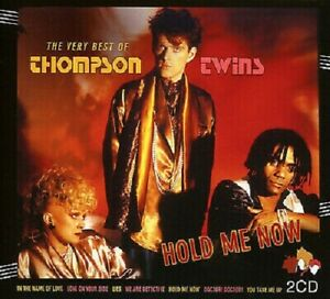 THOMPSON TWINS HOLD ME NOW THE VERY BEST OF 2 CD SET (Greatest Hits)