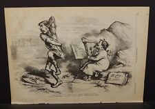 """Harper's Weekly 1 Pg """"Where There is an Evil""""...  Engraving 1873 B15#84"""