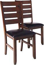 Crown Mark 2152 Bardstown Side Chair, Espresso, 2 Per Box