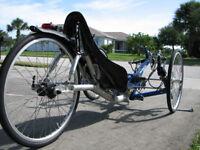 Pro Cycles RZ Recumbent Trike Bike