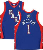 Tracy McGrady Orlando Magic Signed Blue 2004 M&N All-Star Authentic Jersey