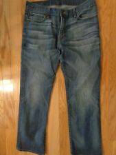 mens Gap Jeans 1969 Standard is in waistband, but no specific sz. giving measur