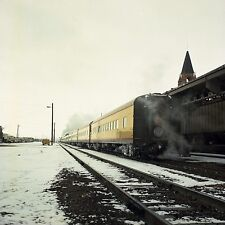 National Railway Historical Society UP Car - Orig Color Railroad Negative